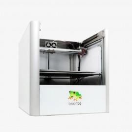 پرینتر سه بعدی leapfrog - تک اکسترودر
