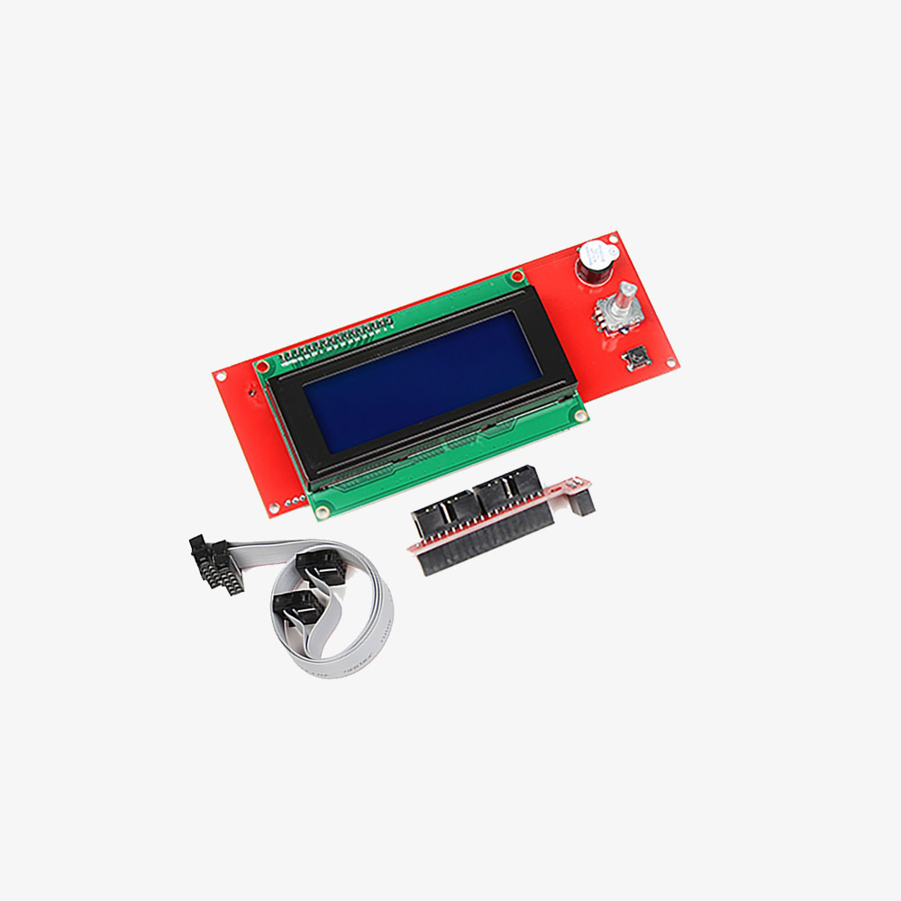 نمایشگر کنترلر پرینتر سه بعدی - RepRap Smart Controller